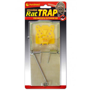 PestShield Wooden Rat Trap