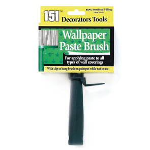 151 Decorators Tools Wallpaper Paste Brush
