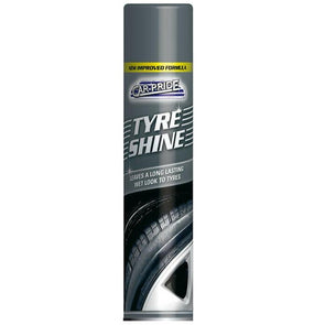 Car Pride Tyre Shine 300ml - Case of 12