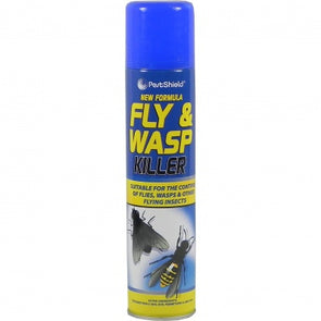 PestShield Fly & Wasp Killer Aerosol Spray