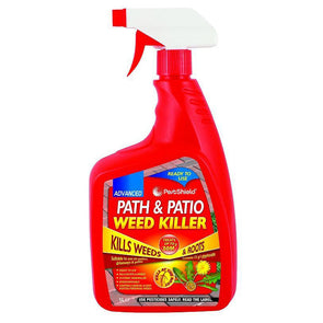 PestShield Advanced Path & Patio Weed Killer 1L