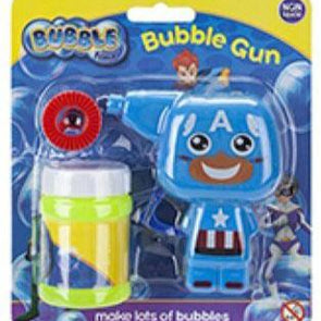 Bubble Magic Gun with Bubble Tub
