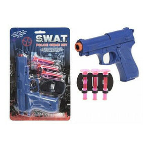 SWAT Police Crime Gun Toy Set