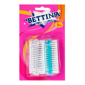 Bettina Nail Brush Twin Pack