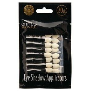 Enrico Shonalli Eye Shadow Applicator Brush 20 Pack - Case of 12