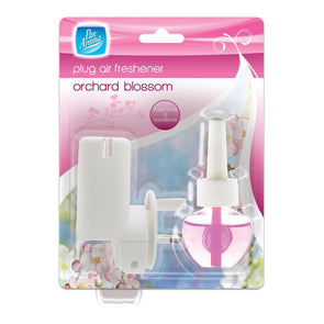 Pan Aroma Plug In Air Freshener Orchard Blossom