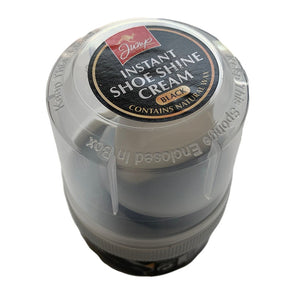 Jump Instant Shoe Shine Cream Black - Case of 12