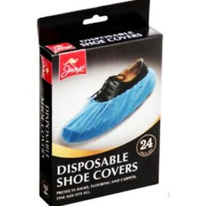 Disposable Shoe Covers 24 Pack