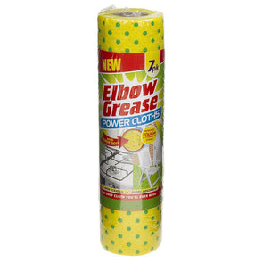 Elbow Grease Power Cloths 7 Pack