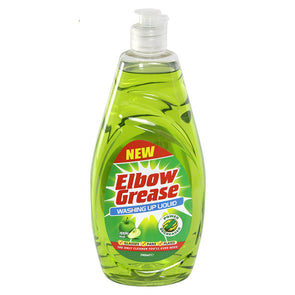 Elbow Grease Washing Up Liquid Apple 740ml - Case of 12