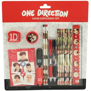 One Direction Stationary Set - Case of 12