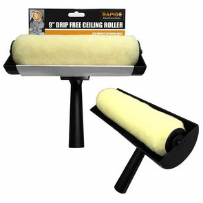 Rapide Professional Drip Free Ceiling Paint Roller 9""
