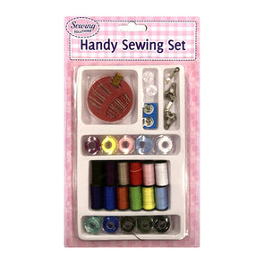 Handy Sewing Set With Needles
