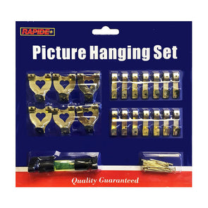 Rapide Picture Hanging Set