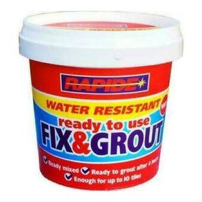 Rapide Ready to Use Water Resistant Fix & Grout