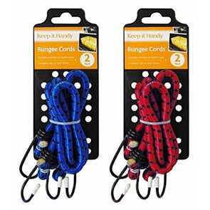 Keep It Handy Bungee Cords 2 Pack