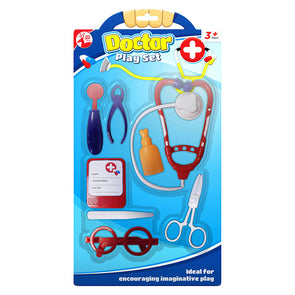 Children's Doctor Toy Play Set
