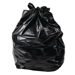 Heavy Duty Black Refuse Bags Waste Bin Liners Sacks Rubbish Bags
