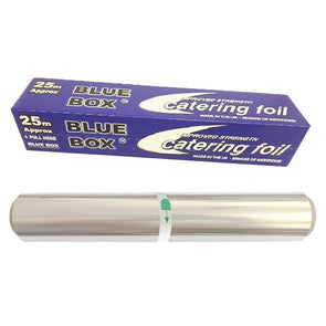 Blue Box Aluminium Catering Foil 25m
