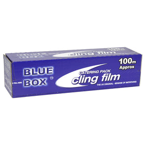 Blue Box Catering Cling Film 100m