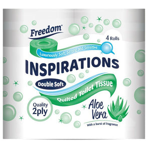 Freedom Inspirations Aloe Vera 4 Pack - Case of 10