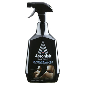 Astonish Car Care Leather Cleaner 750ml - Case of 12