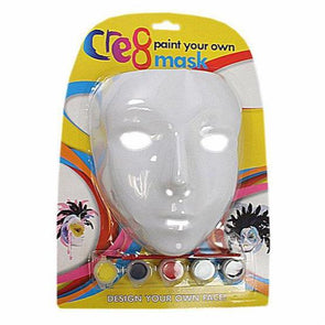 Cre8 Paint Your Own Mask Set