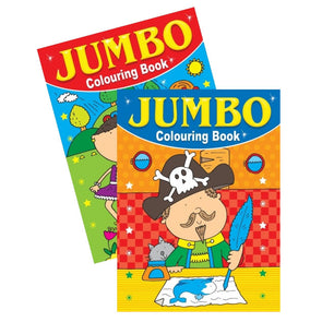 A4 Jumbo Colouring Book - Case of 6