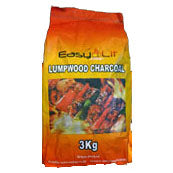 Pagan Easy Lit Lumpwood Charcoal 3kg