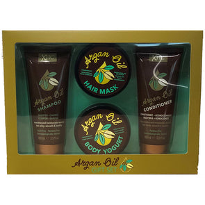 XHC Argan Oil Gift Set
