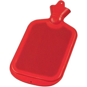 Hot Water Bottle 2 Litre Double Ribbed