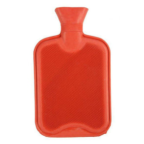 Double Ribbed Hot Water Bottle 2 Litre