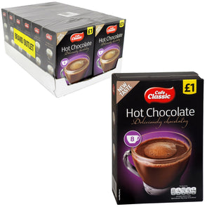 Café Classic Hot Chocolate 8pk 200g