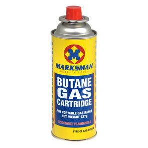 Marksman Butane Gas Canister Cartridge