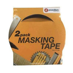 Poundium Masking Tape 2 pack