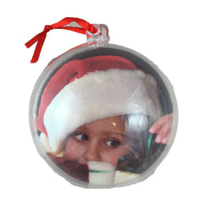 Photo Frame Bauble
