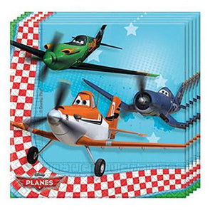 Disney Planes Party Napkins