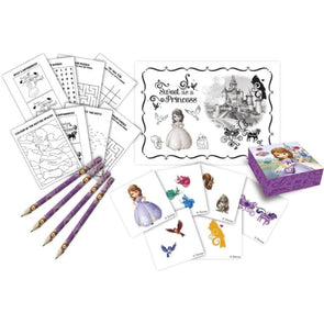 Disney Sofia The First Activity Pack Party Bag Fillers 4 Sets
