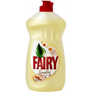 Fairy Liquid Oxi 500ml Camomile