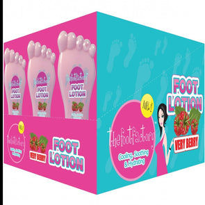Foot factory Very Berry Foot Lotion