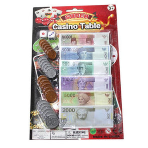 Super Casino Table Play Money