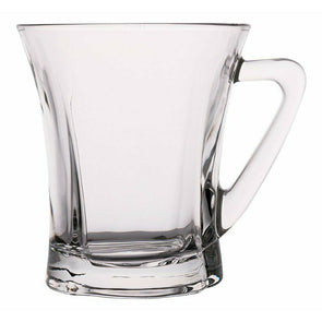 Glass Tea Set Clear - Case of 6
