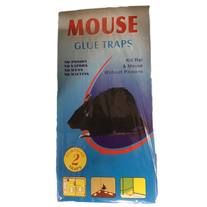 Mouse Glue Traps Twin Pack