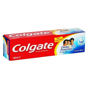 Colgate Toothpaste Cavity Protection Fresh Mint - Case of 12