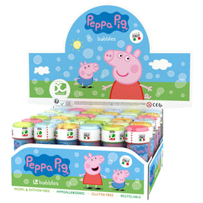 Bubble Tubs Peppa Pig 60ml
