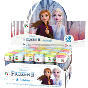 Bubble Tubs Frozen 2 60ml