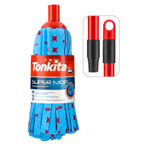 Tonkita Super Mop With Handle