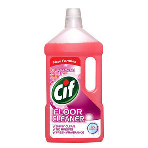 Cif Floor Cleaner Orchid 1 Litre