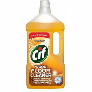 Cif Floor Cleaner Wood Camomile 1 Litre