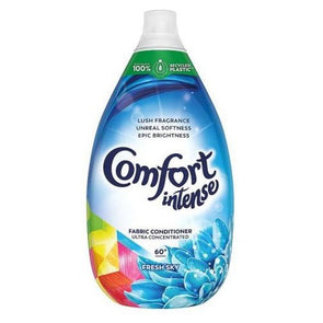 Comfort Fabric Conditioner Intense Fresh Sky 60 Wash 900ml